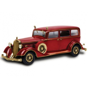 "1932 Cadillac Deluxe Tudor Limousine 8C ""The Last Emperor of China"" 1/43 by True Scale Miniatures"