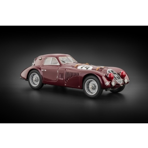 1938 Alfa Romeo 8C 2900 B Le Mans 19 Limited to 3000pc 1/18 Diecast Car Model by CMC
