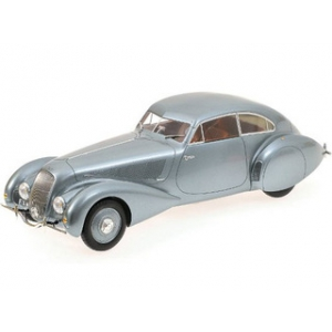 1939 Bentley Embiricos Dark Grey Metallic  Limited to 999pc 1/18 Diecast Model Car by Minichamps