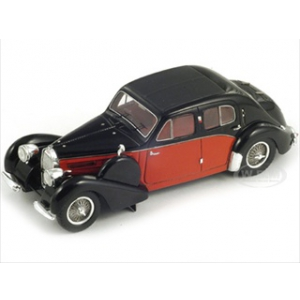 1939 Bugatti 57 Galibier 1/43 Model Car by Spark