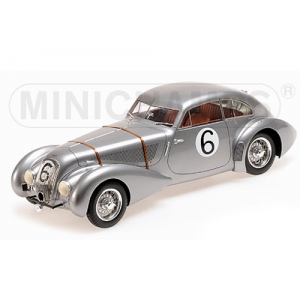 1949 Bentley Embiricos Corniche 6 Hay/Wisdom 25hr Le Mans Mullin Collection 1/18 Limited to 999pc by Minichamps