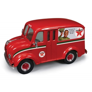 "1950 Divco Delivery Truck ""Texaco"" 2014 Red Series 31 1/25 Diecast Model Car by Autoworld"