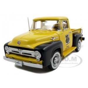 1956 Ford F-100 Pick Up Truck Napa Parts Diecast Truck Model 1/25 by First Gear