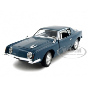 1963 Studebaker Avanti Turquoise 1/32 Diecast Model Car by Signature Models