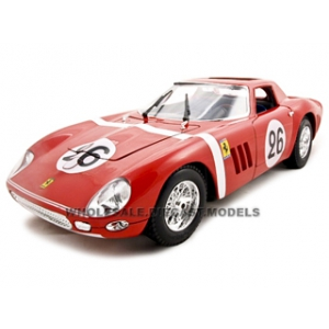 1964 Ferrari 250 GTO 26 1/18 Diecast Car Model by Guiloy