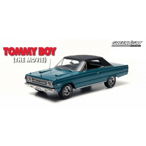 "1967 Plymouth Belvedere GTX ""Tommy Boy"" Movie 1995 1/18 Diecast Model Car by Greenlight"