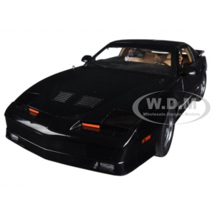 1989 Pontiac Firebird Trans Am GTA Black Limited to 600pc 1/18 Diecast Car Model by Greenlight