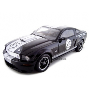 2007 Shelby Mustang GT 85 Carrol Shelby Birthday Edition 1/18 Diecast Model Car by Shelby Collectibles