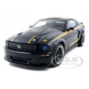"2008 Shelby Mustang Terlingua Team From ""Need For Speed"" Game 1/18 Diecast Model Car by Shelby Collectibles"