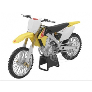 2011 Suzuki RM-Z450 Dirt Bike 1/12 Motorcycle by New Ray