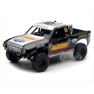 4 Wheel Parts Greg Adler Off Road Race Truck 1/24 Diecast Model by New Ray