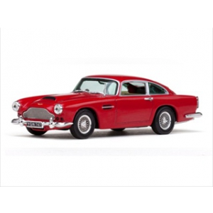 Aston Martin DB4 Red 1/43 Diecast Model Car by Vitesse