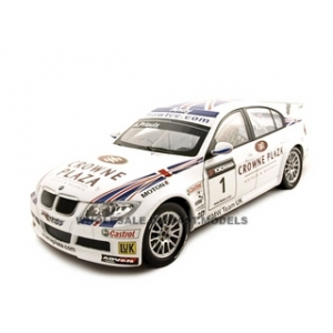 BMW 320Si  Andy Priaulx 1 1/18 Diecast Car Model by Guiloy