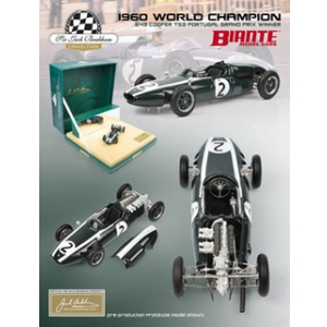 Cooper T53 Sir Jack Brabham 1960 GP Portugal Winner 1 of 2500 Produced 1/43 Diecast Car Model by Biante