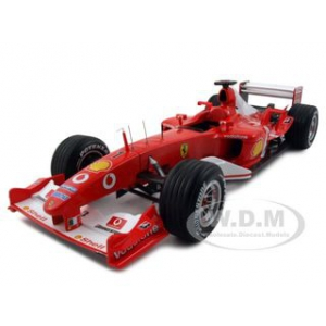 Ferrari F1 Formula 1 Michael Schumacher 2003 Japan Gran Prix 1Elite Edition 1/18 Diecast Car Model by Hotwheels