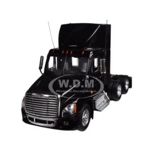 Freightliner Cascadia Day Cab Black 1/53 Diecast Model by Tonkin Replicas