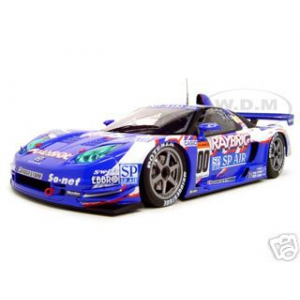 "Honda NSX JGTC 2003 G ""Raybrig"" 100 1/18 Diecast Model Car by Autoart"