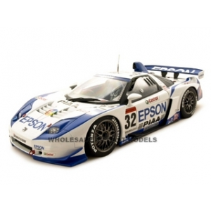 Honda NSX JGTC 2004 Epson 32 1/18 Diecast Car Model by Autoart