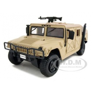Humvee Military Sand 1/27 Diecast Model Car by Maisto