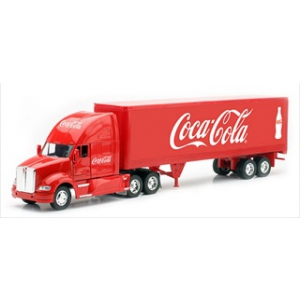 Kenworth T700 Coca Cola Truck 1/32 by Motorcity Classics