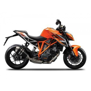 KTM 1290 Super Duke R Orange Motorcycle Model 1/12 by Maisto