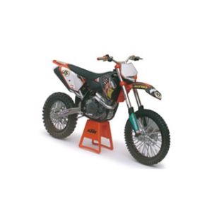 KTM 450 SX-F 09 Motorcycle Model 1/12 by Automaxx