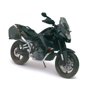 KTM 990 SM-T Black Motorcycle Model 1/12 by Automaxx
