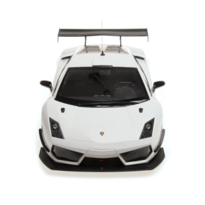 Lamborghini Gallardo LP 600 White Limited to 600pc 1/18 Model Car by Minichamps