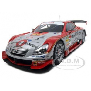 "Lexus SC 430 Super GT 2006 ""Toms"" 36 1/18 Diecast Car Model by Autoart"