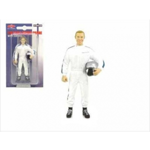Mark Donohue Figure For 118 Diecast Model Cars by GMP