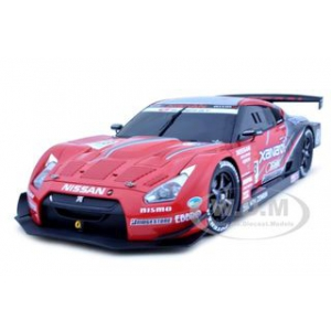 Nissan GT-R Super GT 2008 3 Launch Version 1/18 Diecast Car Model by Autoart