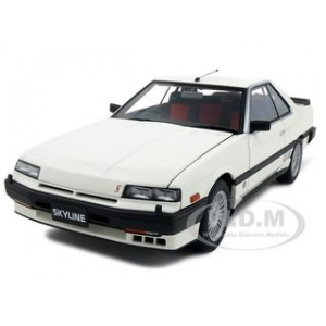 Nissan Skyline 2000 Turbo Intercooler RS-X DR30 White 1/18 Diecast Car Model  by Autoart