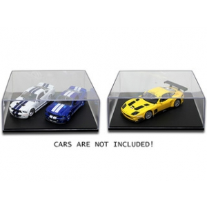 One collectable display show case for 1/18 1/24 1/43 1/32 1/64 Models Make Your Own Diorama by ERTL