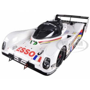 Peugeot 905 3 Winner Le Mans 1993 E.Helary / C.Bouchut / G.Brabham 1/18 Model Car by Spark