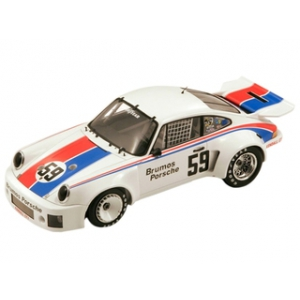 Porsche 911 Carrera RSR 3.0 59 Winner Daytona 24 Hours 1975 Peter Gregg / Hurley Haywood 1/18 by Spark