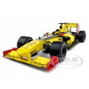 Renault F1 Team Showcar R30 2010 1/18 Diecast Car Model by Norev
