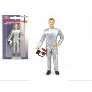 Tommy Ivo Figure For 118 Diecast Model Cars by GMP